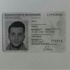 Marco Reus ID