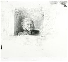 Andrew Wyeth The Kuerners, Study 1971, 1976 Collotype Edition 112/300 Signed (l.l.) 29 x 25.5 inches