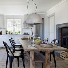 1000 images about scandinavian country on pinterest for Country industrial kitchen designs