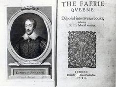 Edmund Spenser, The Faerie Queene, 1590.