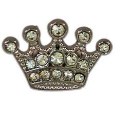Our crown makes a beautiful gift for your little princess or for yourself!  Add a little bling and fairy tale to your running shoes!