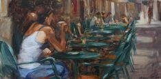 Mònica Castanys, 1973 ~ Impressionist Figurative painter | Tutt'Art@ | Pittura * Scultura * Poesia * Musica |