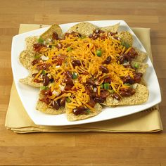 Savoury Veggie Nachos - Create the tastiest Savoury Veggie Nachos, Tostitos® own Veggie Chip Recipe with step-by-step instructions. Make the best Veggie Chip Recipe for any occasion.