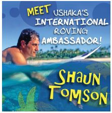 Surf Legend and uShaka Ambassador!! Get his kiddies book!