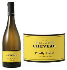Domaine Cheveau Pouilly-Fuissé Vers Cras 2013