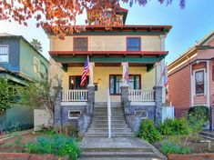 Sacramento Real Estate - Sacramento CA Homes For Sale Bungalow Homes, Craftsman Bungalows, Sacramento, Perfect Place, Baths, Real Estate, Mansions, House Styles, Places