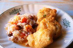 Receitas para a Felicidade!: Pataniscas de Bacalhau (as melhores que já comi)