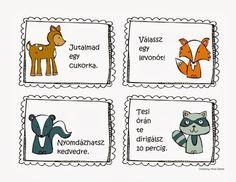 Lob, Games For Kids, Diy For Kids, Funny Games, Woodland Animals, Primary School, Classroom Decor, My Children, Kindergarten