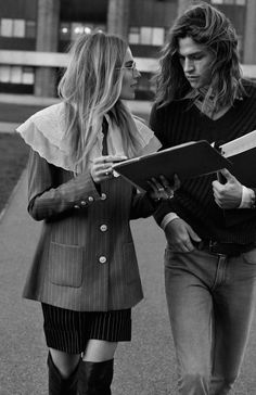 The Way We Were: Dree Hemingway & Miles McMillan by Sebastian Faena for Porter Magazine #7 Spring 2015