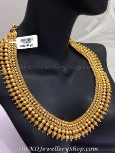 The Sampige Necklace | The KO Jewellery Shop