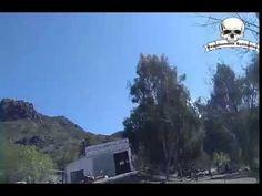 Entrada A La Cascada Valle Grande y terminando en La Cuesta Los Terneros - YouTube