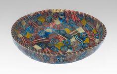 Greek, Hellenistic, Eastern Mediterranean Bowl, B. Chicago Museums, Chicago Art, Sunderland, Mosaic Glass, Glass Art, Art Romain, Museum Studies, Corning Museum Of Glass, Classical Antiquity