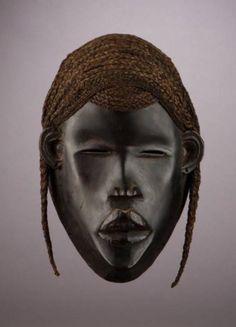 High Forehead, African Accessories, Art Society, Liberia, Masks Art, African Masks, Ivory Coast, Tribal Art, Headpiece