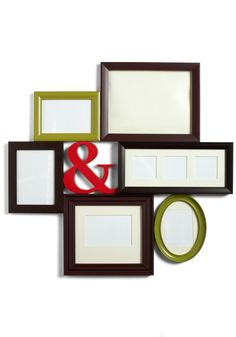 Place to Collage Your Own Picture Frame   Mod Retro Vintage Decor Accessories   ModCloth.com