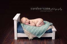 composição, cores, cama, menino - foto: Caralee Case