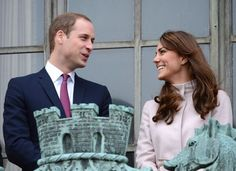 Prince William and Catherine, Duke and Duchess of Cambridge visiting Cambridge. November 28, 2012.