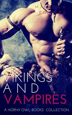 Vikings & Vampires: A Historical & Paranormal Romance Box Set by [Books, Horny Owl]
