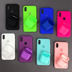 Airpods cases Check out our airpods case selection for the very best in unique or custom handmade pieces from our phone cases shops. Friends Phone Case, Diy Phone Case, Cute Phone Cases, Iphone Phone Cases, Apple Watch Iphone, Apple Watch Accessories, Iphone Accessories, Telefon Apple, Telephone Iphone