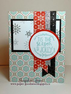Paper Goodness: Creating from the Heart: A little bit of summer Merry!