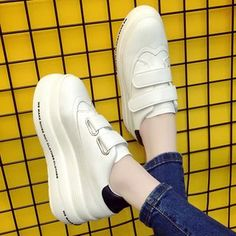 84337d3566d Buy Chitose Platform Colour Block Sneakers at YesStyle.com! Quality  products at remarkable prices