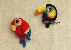 Handmade Felt, Felt Diy, Felt Crafts, Felt Ornaments Patterns, Felt Patterns, Needle Felted Animals, Felt Animals, Wet Felting, Needle Felting