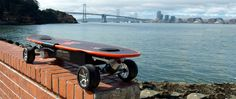 Our fastest (18 mph), longest running (20 miles per charge), most powerful ZBoard yet.