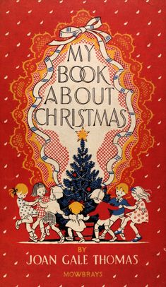 My Book About Christmas 1948
