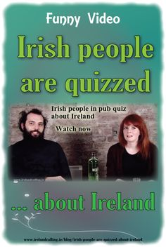We all love a good pub quiz, and here is one with a twist as Irish people are quizzed…about Ireland. The comedy team at Facts has produced another video for YouTube, this time a pub quiz between three Irish teams. They are asked questions solely to do with Ireland, so you think it would be fairly easy for them, until you hear the questions.