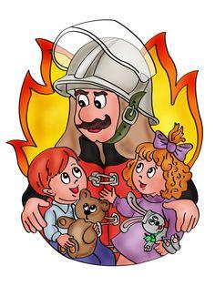 Пожарная безопасность ,для дошкольников! - Babyblog.ru
