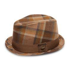 Tim Huntley Felt Fedora Hat | Goorin Bros. Hat Shop
