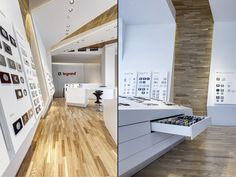 Legrand Innoval showroom by Golden Ratio, Athens   Greece showroom store design