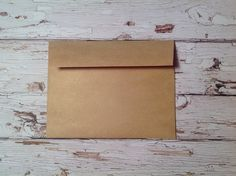 10 small Kraft paper envelopes, USPS mailable size envelopes, small envelopes, stationary, plain kraft paper envelopes, stationery by PinkyPromiseBargains on Etsy