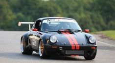This Friday's #CoolCarFind is a 1988 #Porsche 911 built for #roadracing | RacingJunk.com