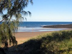 Bargara Beach in Bundaberg.  I have so many good memories of this place.