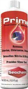 Seachem Prime 500ml: Aquarium Water Treatments