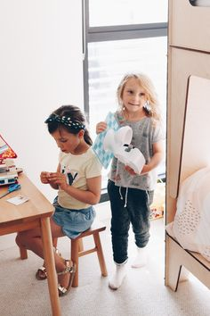 Scandi Kids Furniture Melbourne by Plyroom Kids Beds With Storage, Kids Bunk Beds, Bed Storage, Keep Life Simple, Veggie Patch, Minimalist Furniture, Table And Chair Sets, Hand Painted Ceramics, Our Kids