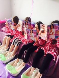 If you are looking for a kids spa party in Birmingham then look no further that…