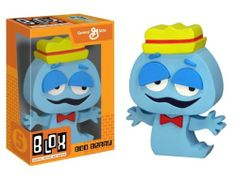 New Boo Berry Halloween Monster Cereal BLOX Advertising Mascot Funko Toy Decor