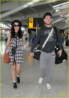 Cher Lloyd To Perform on Today Show on Thursday | cher lloyd craig heathrow airport 03 - Photo Gallery | Just Jared Jr.