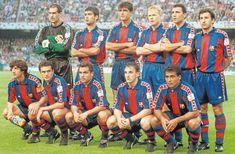 Pep's biography - FC Barcelona Dream Team 1992 #guardiola #fcbarcelona #campnou