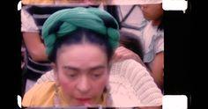 Frida Kahlo, Imágenes rescatadas en el Museo Frida Kahlo, inéditas. (Video)