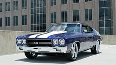 1970 Chevrolet Chevelle SS Rotisserie Restoration presented as lot T170 at Kissimmee, FL 2015 - image1