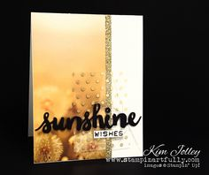 Stampin Artfully: Cards In A Flash with Serene Scenery DSP