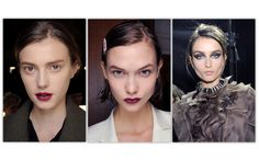 make-up Lanvin collection automne-hiver 2013-2014 http://www.vogue.fr/beaute/tendance-des-podiums/diaporama/la-fashion-week-en-20-make-up/12197/image/735910#make-up-lanvin-collection-automne-hiver-2013-2014