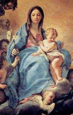 Menina Maria de Nazareth: O PODER DE MARIA SOBRE TODOS OS DEMÔNIOS PARTICULA...                                                                                                                                                                                 Mais