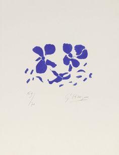 Find the latest shows, biography, and artworks for sale by Georges Braque. French painter, collagist and sculptor Georges Braque is, along with Pablo Picasso… Georges Braque, Matisse, Picasso, Yves Klein Blue, Blue Tattoo, 2d Art, Gravure, Oeuvre D'art, Art Forms