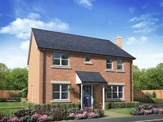 The Potter is our Home of the Week. The 4 bedroom detached house for sale in West has many fantastic benefits if you reserve this week. West Yorkshire, New Home Designs, New Homes For Sale, Apartments For Sale, Detached House, Shed, Outdoor Structures, Cabin, House Design