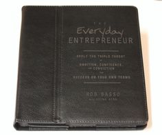 Custom Engraved Black Leather iPad Case