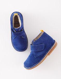 Mini boden fall 2014 boys Suede Desert Boots