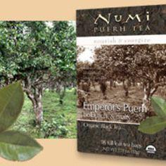 Emperor's Puerh from Numi Organic Tea: ♥♥♥